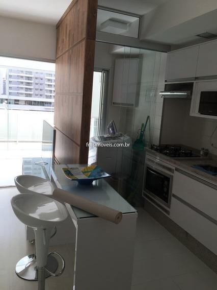 Apartamento Para Para Alugar Com 1 Quarto 56 M2 No Bairro Brooklin, São Paulo - Sp - Ap0017ss