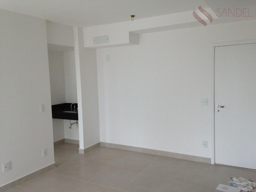 Apto Para Venda, 01 Dorm, Andar Alto, 49m, 01 Vaga, Lazer Completo, Air Campo Belo - Ap0936