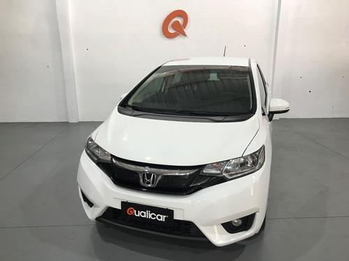 Imagem 1 de 14 de Honda Fit Ex 1.5 Automático