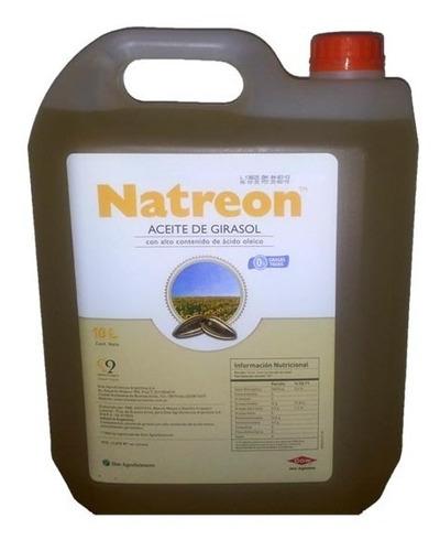Aceite De Girasol Alto Oleico Natreon. Dow.