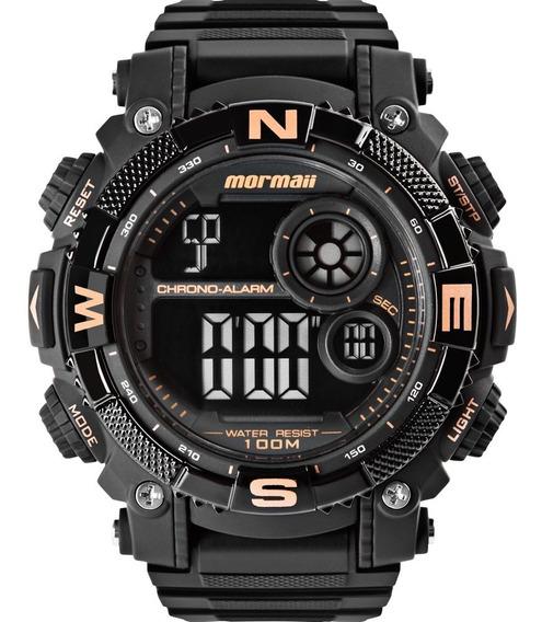 Relógio Mormaii Digital Masculino Mo12579d/8j