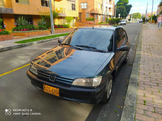 Peugeot 306 Xn 5p Con Muy Poco Kilometraje