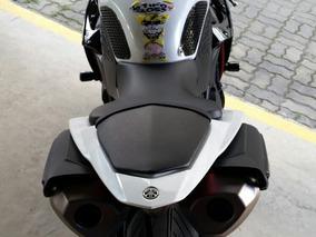 Yamaha Yzfr1 Yzf R1 2013 Branca