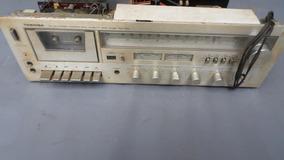 Receiver Cassete Deck Toshiba Tmc-7560