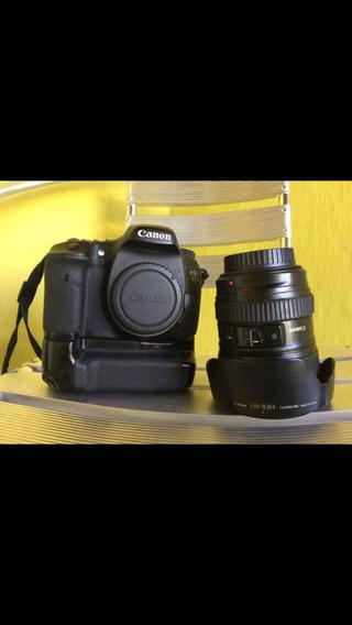 Canon 7d/ Lente 24-105mm + 40mm 2.8