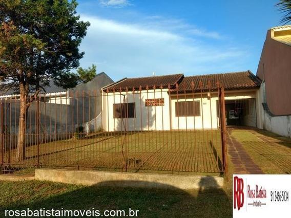 Casa Com 02 Dormitório(s) Localizado(a) No Bairro Estância Velha Em Canoas / Canoas - C123