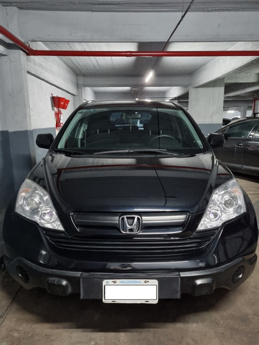 Honda Cr-v 2.4 Automatica Lx 4x2 L07 - Impecable 117000 Real