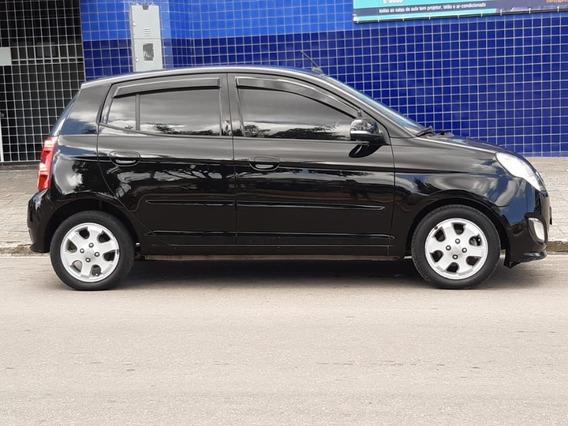 Kia Picanto 1.0 Ex3 1.0 L. 5 Portas - Carro De Mulher