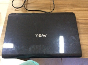 Notebook Avell B153 Plus C/defeito