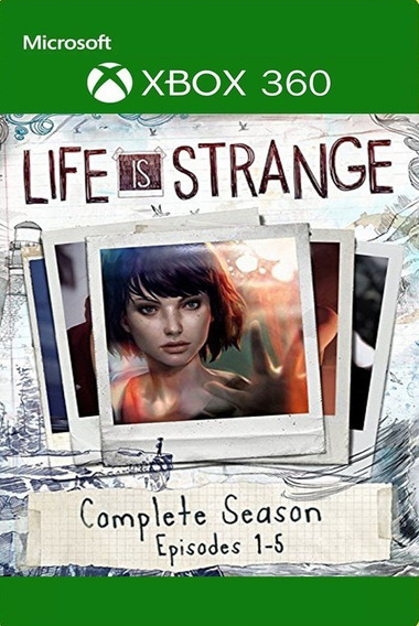 Life Is Strange Completo (xbox 360 Digital)