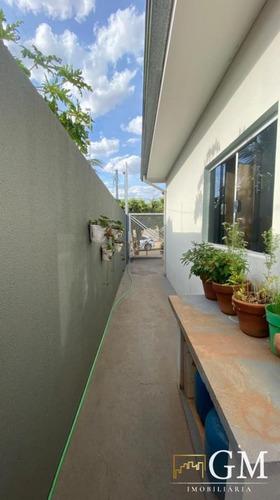 Casa Para Venda Em Presidente Prudente, Residencial Florenza, 3 Dormitórios, 2 Banheiros - Cbv3301_2-1132100