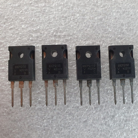 80cpq150 - 4 Unidades