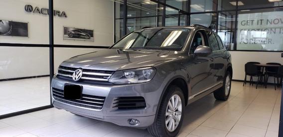 Volkswagen Touareg 5p Edicion X V6 Td Tiptronic Gps Qcp In