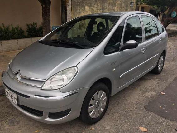 Citroën C3 Picasso 1.6 16v Exclusive Flex 5p 2012