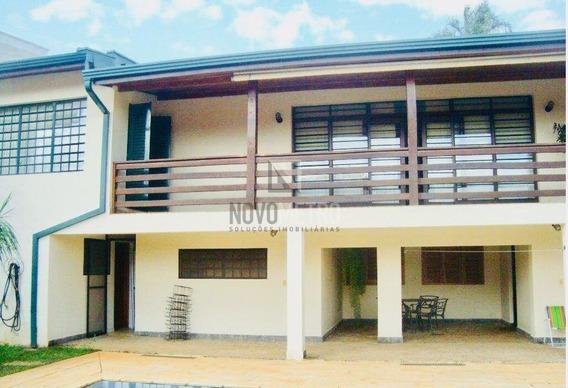 Casa À Venda Em Nova Campinas - Ca004035