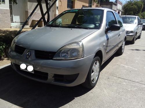 Renault Clio 1.2 Aire Y Dirección 3p Titular  Solo Contado