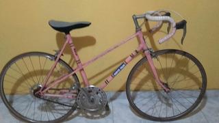 Bicicleta Man - Rod Carrera Mujer Antigua A Restaurar.