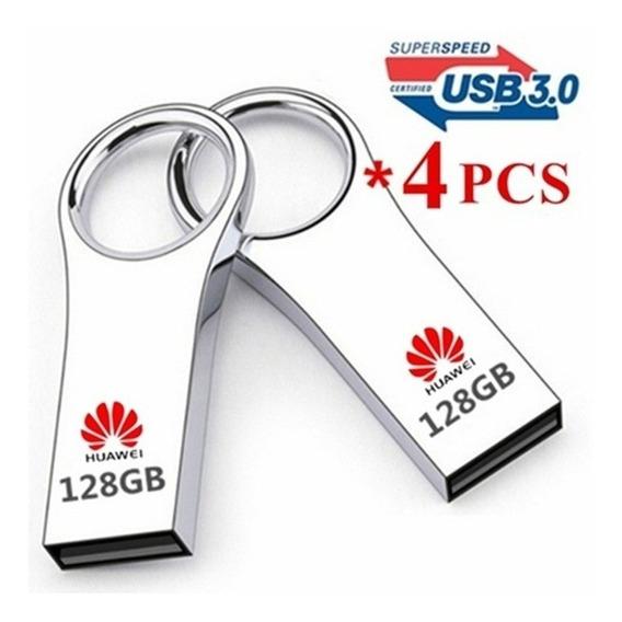 Pen Drive Huawei 128gb, Promoção 4 Peças Por Apenas 209,00