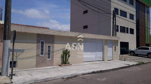 Casa Com 3 Dormitórios À Venda Por R$ 700.000,00 - Centro - Rio Das Ostras/rj - Ca0795