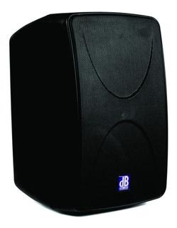 Bafle Activo Db Technologies K 162 2x6,5 65w Rms - Boldrin