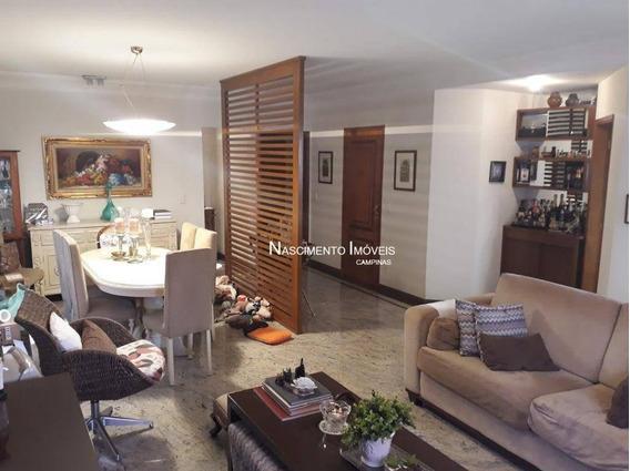 Apartamento Residencial À Venda, Cambuí, Campinas - Ap0446. - Ap0446