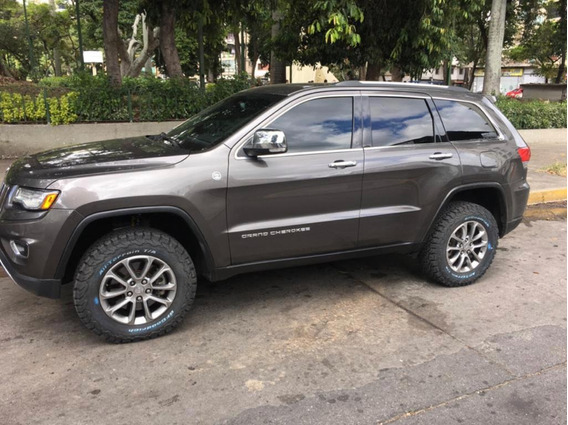 Jeep Grand Cherokke 2015 4g Limited 4x4