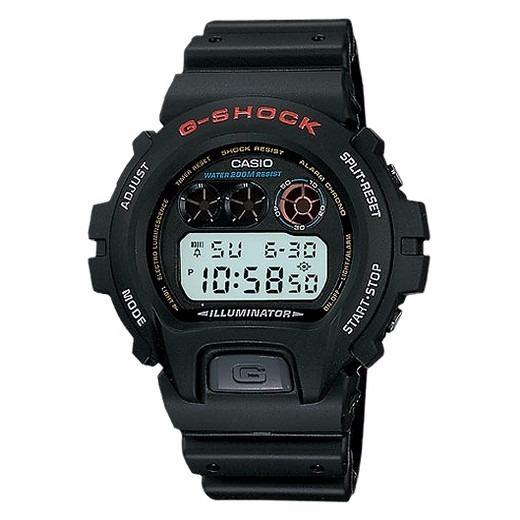Relógio Casio Masculino G-shock Dw-6900 1vdr Digital Oferta