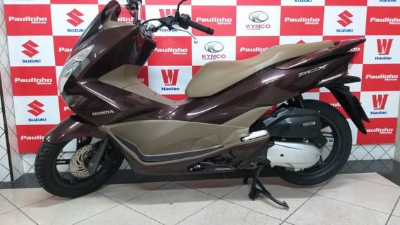 Honda /pcx 150 Dlx Marrom 2016/2017