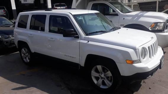 Jeep Patriot 2015 2.4 Litude 4x2 At