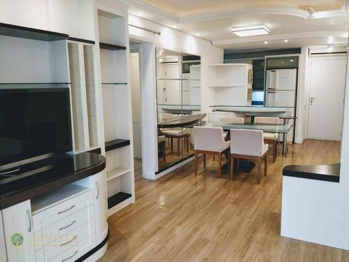 Imagem 1 de 28 de Apartamento Com 2 Dormitórios No Centro - Ap5614