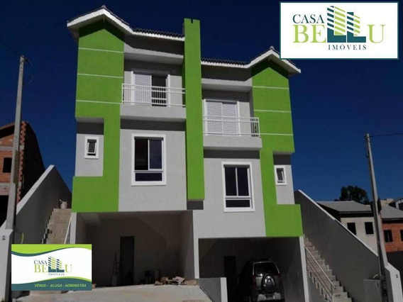 Casa Com 3 Dormitórios À Venda, 140 M² Por R$ 650.000 - Villa Verde - Franco Da Rocha/sp - Ca0443