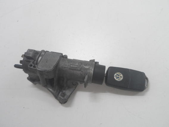 Cilindro Ignição Comutador Golf 02/13 Manual Chave Canivete