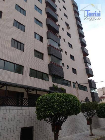 Apartamento Em Praia Grande, 01 Dormitório, Aviação, Ap2344 - Ap2344