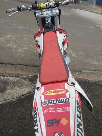 Honda Cr 125, Aceito Moto De Rua Na Troca