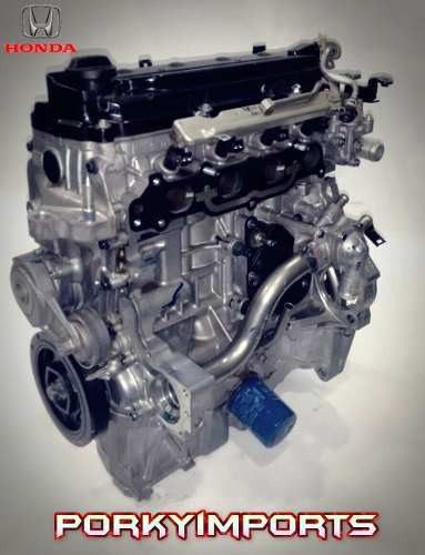 Motor Parcial Honda City/fit 1.5 2013 Mauro Porky Imports