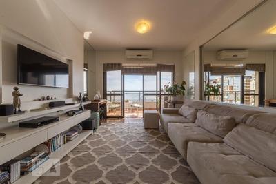 Apartamento No 10º Andar Mobiliado Com 4 Dormitórios E 2 Garagens - Id: 892917610 - 217610