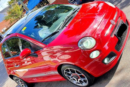 Imagen 1 de 6 de Fiat 500 1.4 Sport 105cv 2013
