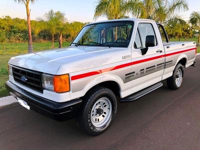 Ford F1000 F 1000 Gasolina Ac Troca F100 Dodge Opala Gol Gts