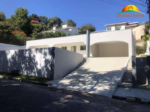 Casa Com 4 Dormitórios À Venda, 290 M² Por R$ 1.300.000,00 - Granja Viana - Carapicuíba/sp - Ca0220