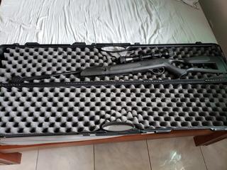 Carabina Hatsan Striker Edge Gr 60kg + Luneta 4x32 Com Nf