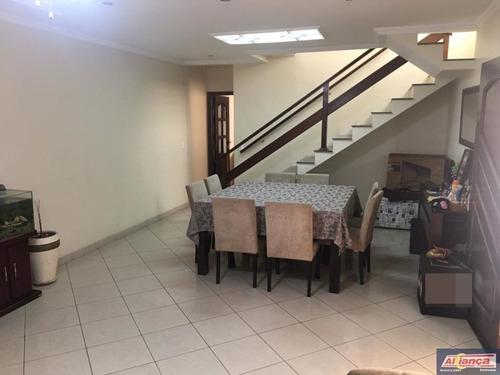 Sobrado Para Venda No Bairro Vila Moreira Em Guarulhos - Cod: Ai21193 - Ai21193