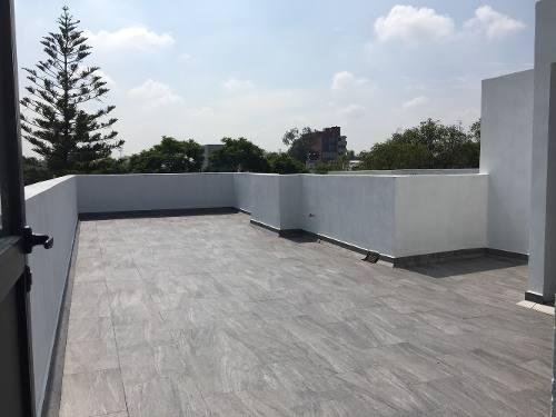 Penthouse Narvarte Nuevo 170m2