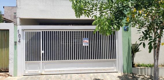 Casa Terrea, Terreno E Construção De 10x25 (250m²) Lins/sp