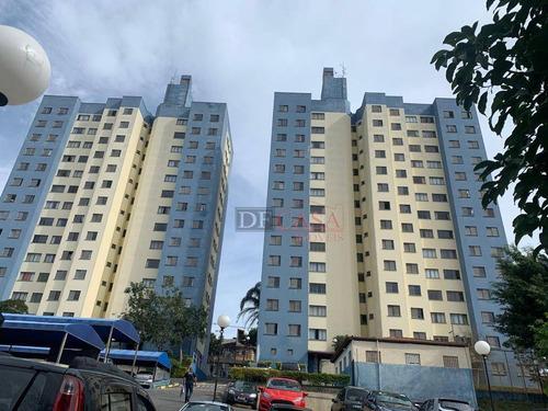 Apartamento Com 2 Dormitórios À Venda, 52 M² Por R$ 189.000,00 - Guaianazes - São Paulo/sp - Ap5530