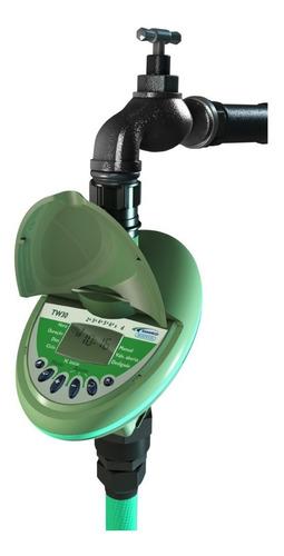 Temporizador Amanco Programação Digital P/irrigação 12 Modos