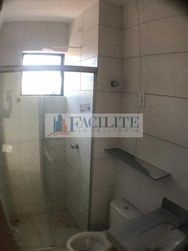2750 - Apartamento Para Vender, Bessa, João Pessoa, Pb - 22032-10272