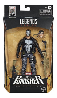 Marvel Legends Punisher 80th Aniversario