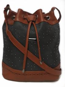 73741b560 Bolsa Saco Jeans - Bolsas Femininas no Mercado Livre Brasil