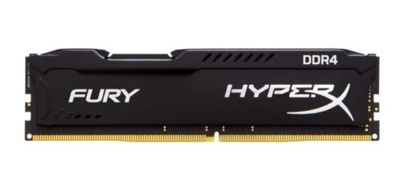 Memoria Ram Ddr4 16gb 3466mhz Dimm Kingston Hyperx Fury