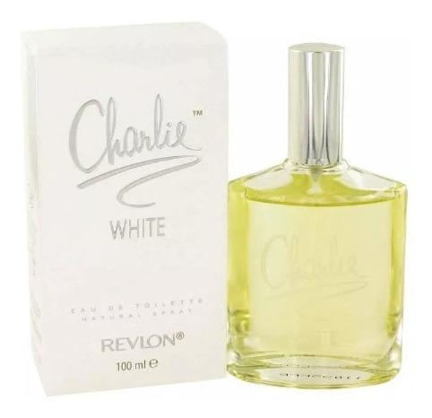 Perfume Charlie White Revlon 100ml Original U.s.a